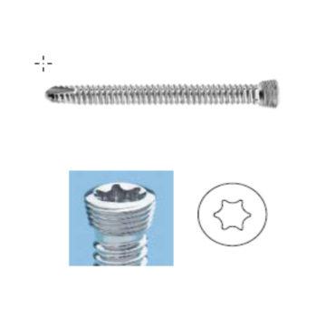 Tornillo de bloqueo autoperforante 2.4mm de diámetro