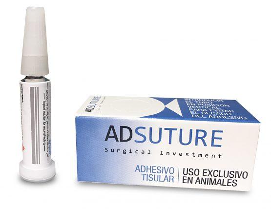 Adhesivo tisular adsuture 2gr