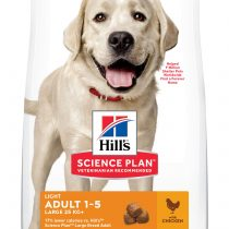 SP Canine Adult Light Razas Grandes con Pollo 14kg