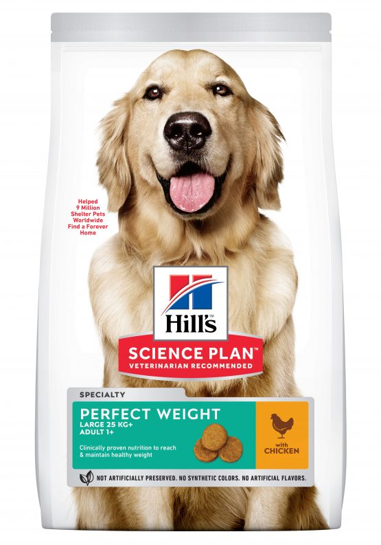 ADULT PERFECT WEIGHT LARGE BREED