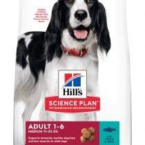 SP Canine Adult medium Atun & Arroz