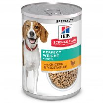 SP Canine Adult Perfect Weight (lata) 12x363g