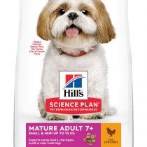 SP Canine Mature Adult 7+ Active Longevity Mini con Pollo