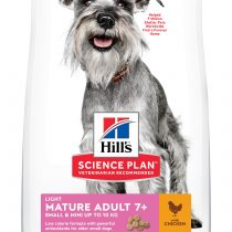 SP Canine Mature Adult 7+ Light Mini 2,5kg