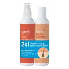 Cutania hair control pack