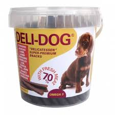 Snacks Delidog 800 g