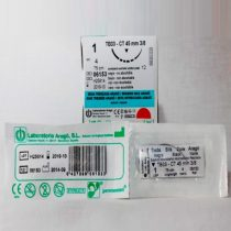 SILK (Seda) Multifilamento no absorbible