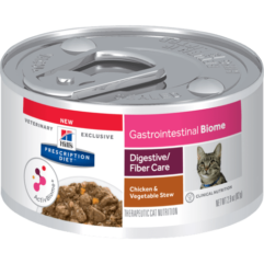 PD Feline Gastrointestinal Biome with Chiken & Vegetables Stews 24 x 82g