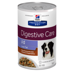 PD Canine Estofados i/d Low Fat Pollo y Verdura 12×354 (lata)