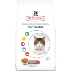 VE Feline Young adult Neutered Cat Atún 1,5