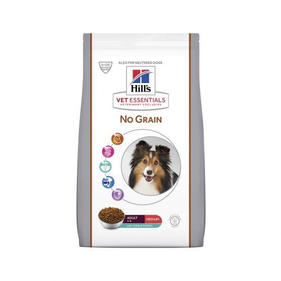 VE Canine Adult Razas Medianas No Grain Atún