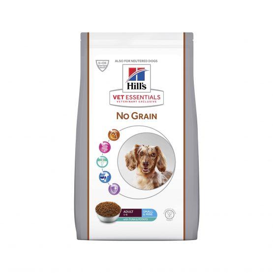 VE Canine Adult Small & Mini No Grain Atún 2kg