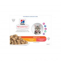 VE Feline Adult Pollo y Salmón 85g