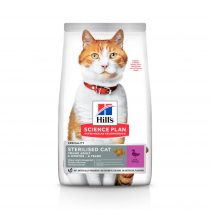 SP Feline Young Adult Sterilised Cat Pato