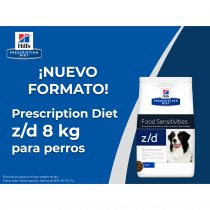 Nuevo formato Prescription Diet z/d 8Kg
