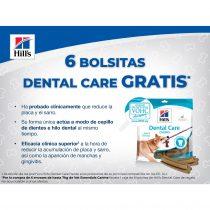 6 BOLSITAS DENTAL CARE GRATIS*