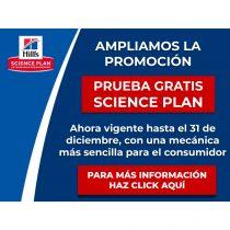 PRUEBA GRATIS SCIENCE PLAN