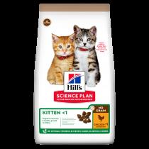 SP Feline kitten No Grain Pollo 1.5 Kg.
