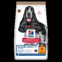 SP Canine Mature Adult Medium No Grain Pollo 14 Kg.