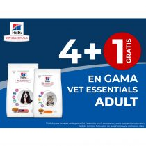 4+ 1 EN GAMA VET ESSENTIALS ADULT
