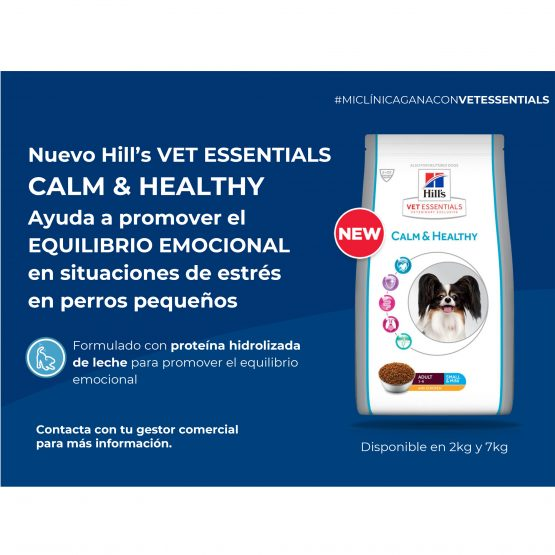Nuevo Hill's VET ESSENTIALS CALM & HEALTHY