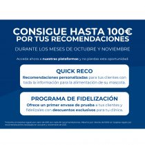 CONSIGUE HASTA 100€ POR TUS RECOMENDACIONES