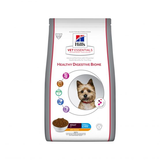 Dog dry Healthy Digestive Biome Sm&Mini